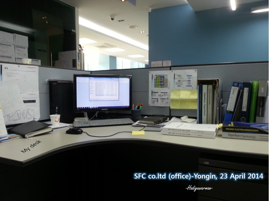 SFC office yongin