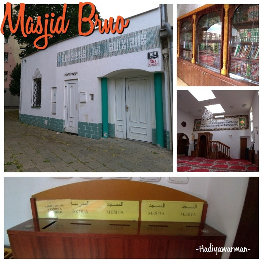 Masjid Brno