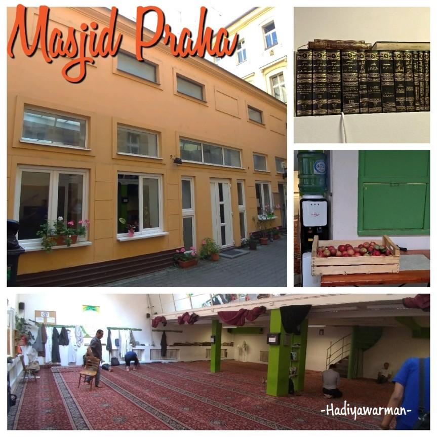 Masjid Praha