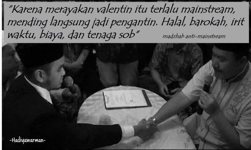 valentin vs pengantin